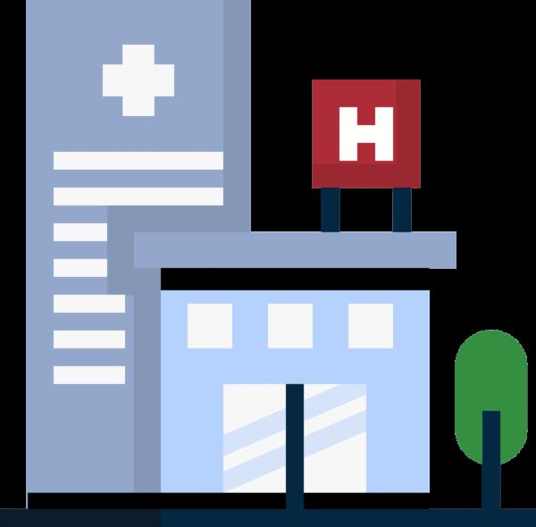 HOSPITALS EMAIL DATABASE